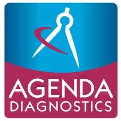 logo agenda diagnostics
