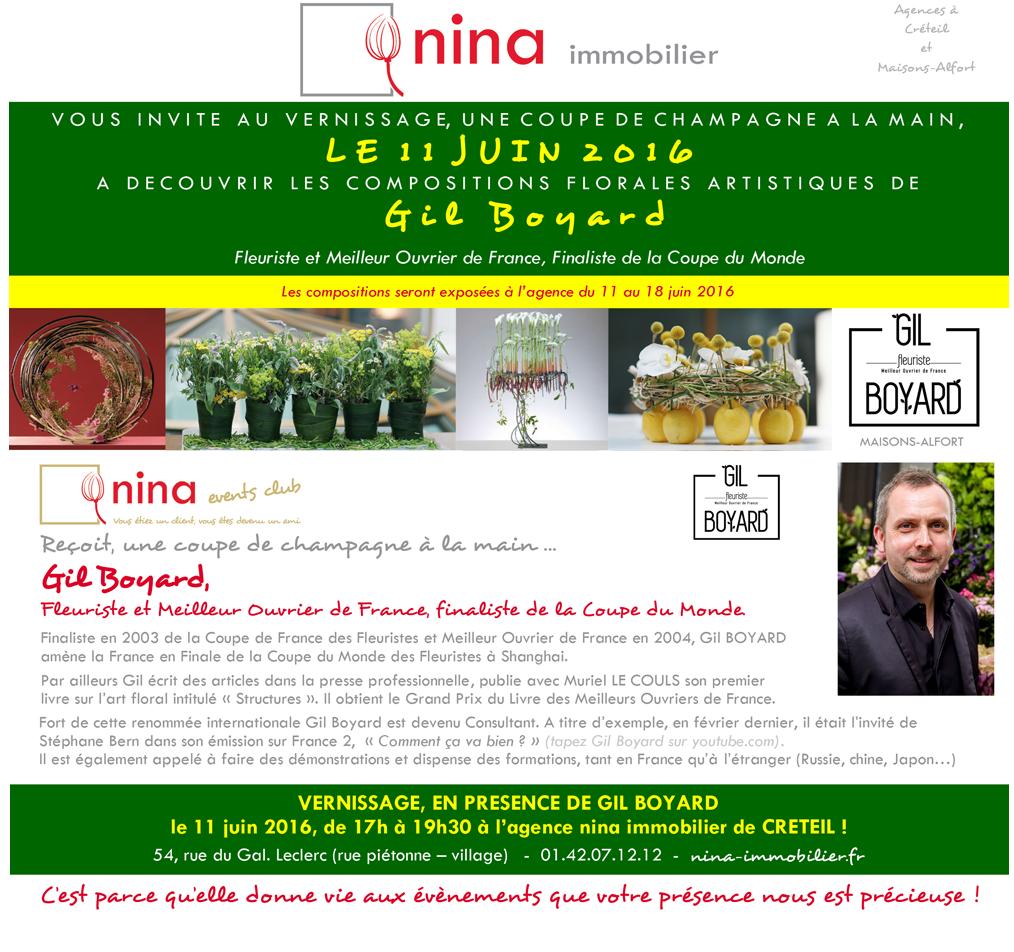 events club nina immobilier agences immobili res. Black Bedroom Furniture Sets. Home Design Ideas